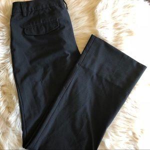 Gap modern boot wide leg trousers